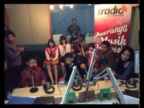 Interview JKT48 [Audio Only] on I-Radio 89.6 FM Jakarta [28.03.2014]
