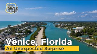 A surprise trip to Venice Florida wasn't what she was expecting