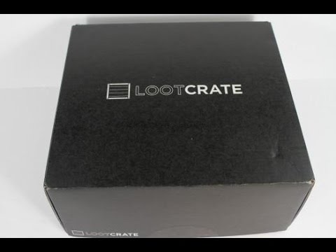 Loot Crate June 2016 Unboxing + Coupon #LOOTCRATE