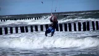 Kitesurfing - Chałupy 2013