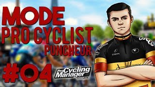 PRO CYCLING MANAGER 2018 - PRO CYCLIST #4 : Direction la Provence !