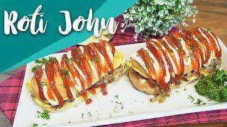 Resep Roti John by Putri Miranti   GO COOK #7