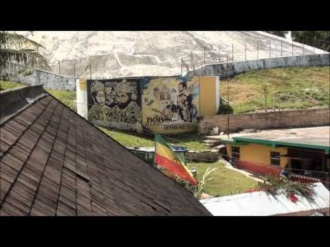 Bob Marley Mausoleum - Nine Miles - Jamaica