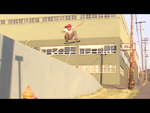 Klay Andersen, Entertainment System Part | TransWorld SKATEboarding