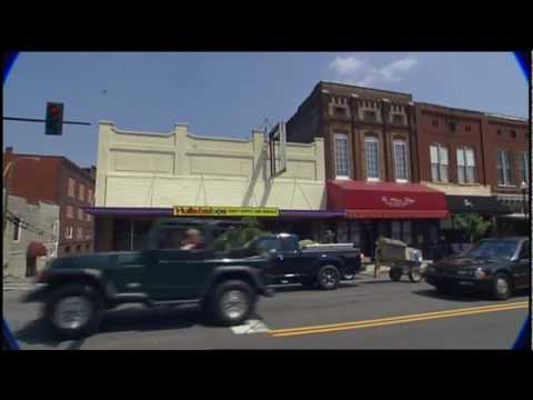 Springfield Town Square | Tennessee Crossroads | Episode 2218.2