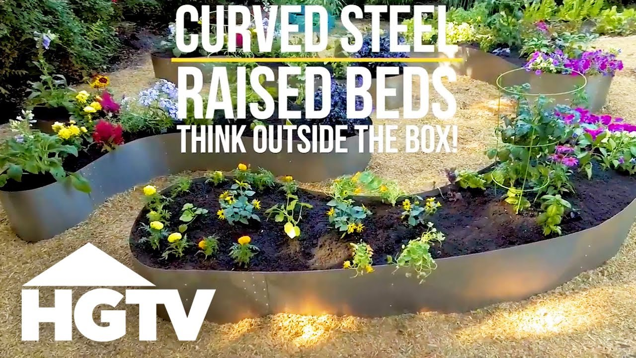 garden beds how to make