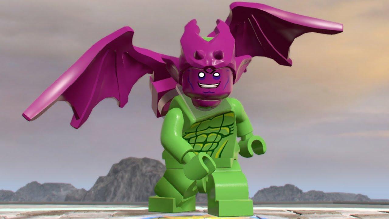 Lego Marvel Super Heroes 2 Goblin 2099 Open World Free