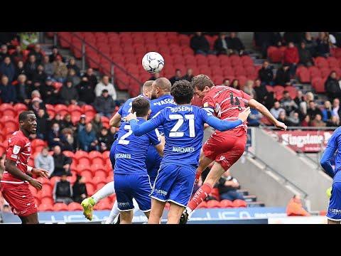 Doncaster Cheltenham Goals And Highlights