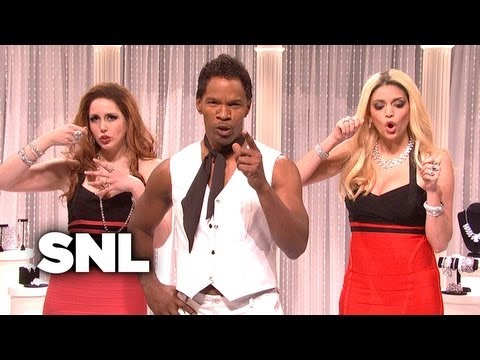 Swarvoski Crystals - Saturday Night Live