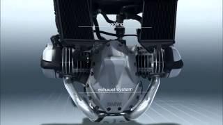 Funcionamiento Del Motor Boxer De La Bmw R1200 Gs