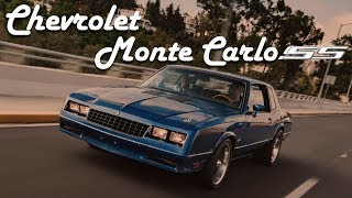 Chevrolet Monte Carlo SS - El último muscle car mexicano | Autocosmos con Franky Mostro