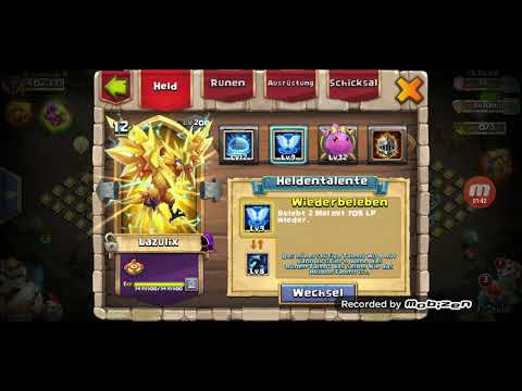 ACCOUNT GIVEAWAY | LAVANICA UND CO! CASTLE CLASH