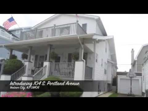 104 S Portland Avenue, Ventnor, NJ