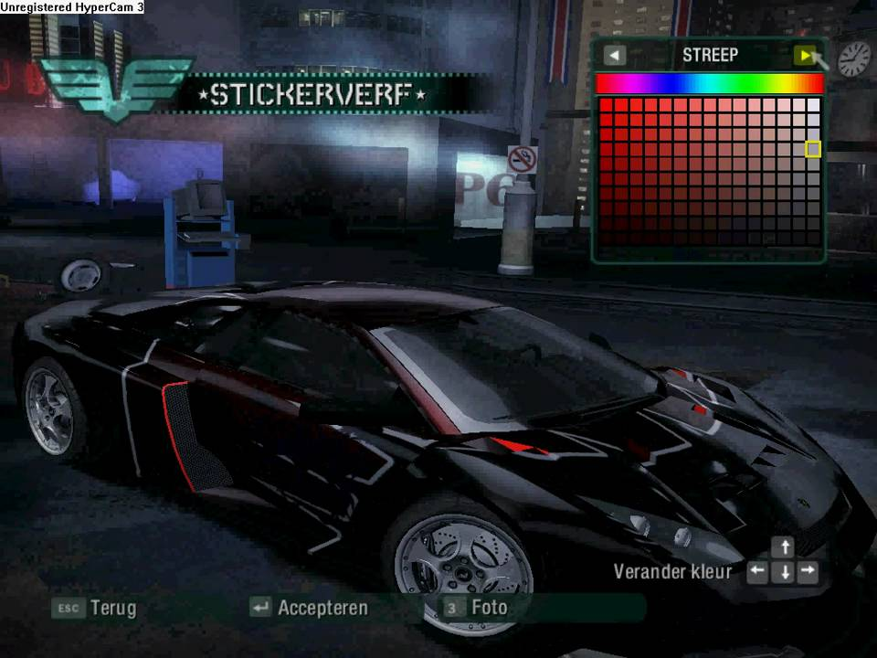 need for speed carbon how to make the best looking lamborghini murcielago