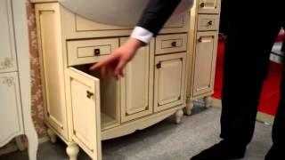 Мебель для ванной АСБ Мебель Верона(Мебель для ванной из массива ясеня Верона. Производитель АСБ Мебель (Россия) http://asbmebel.ru/shop/folder/seriya-mebeli-dlya-vannoy-..., 2015-05-11T20:39:01.000Z)