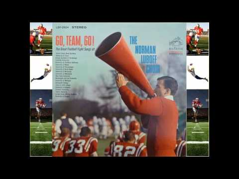 Norman Luboff Choir - Football Fight Songs - Univ of Alabama and Texas A & M