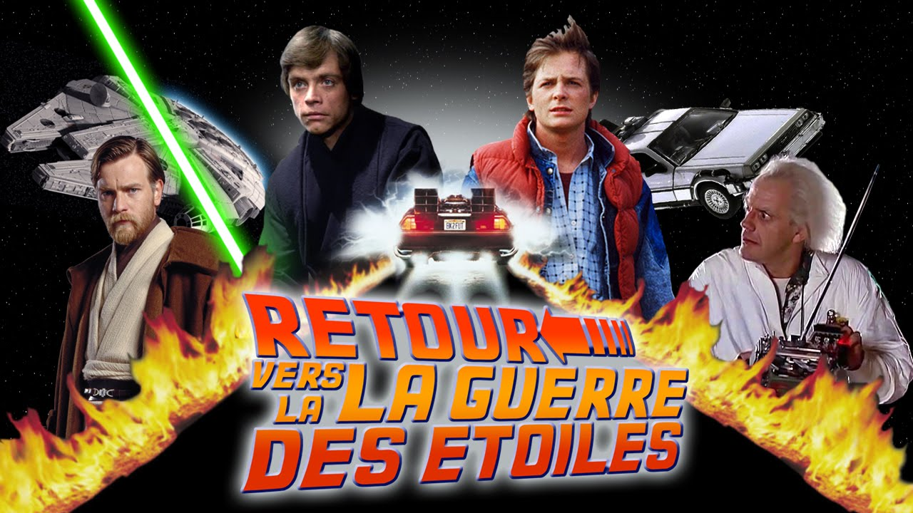 parodie star wars visiteurs