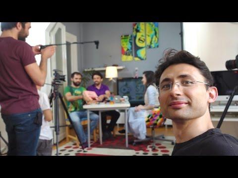 YouTube Muhabbetleri'nin Kamera Arkası - VLOG 12