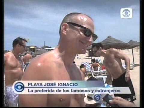 Playa José Ignacio en Uruguay