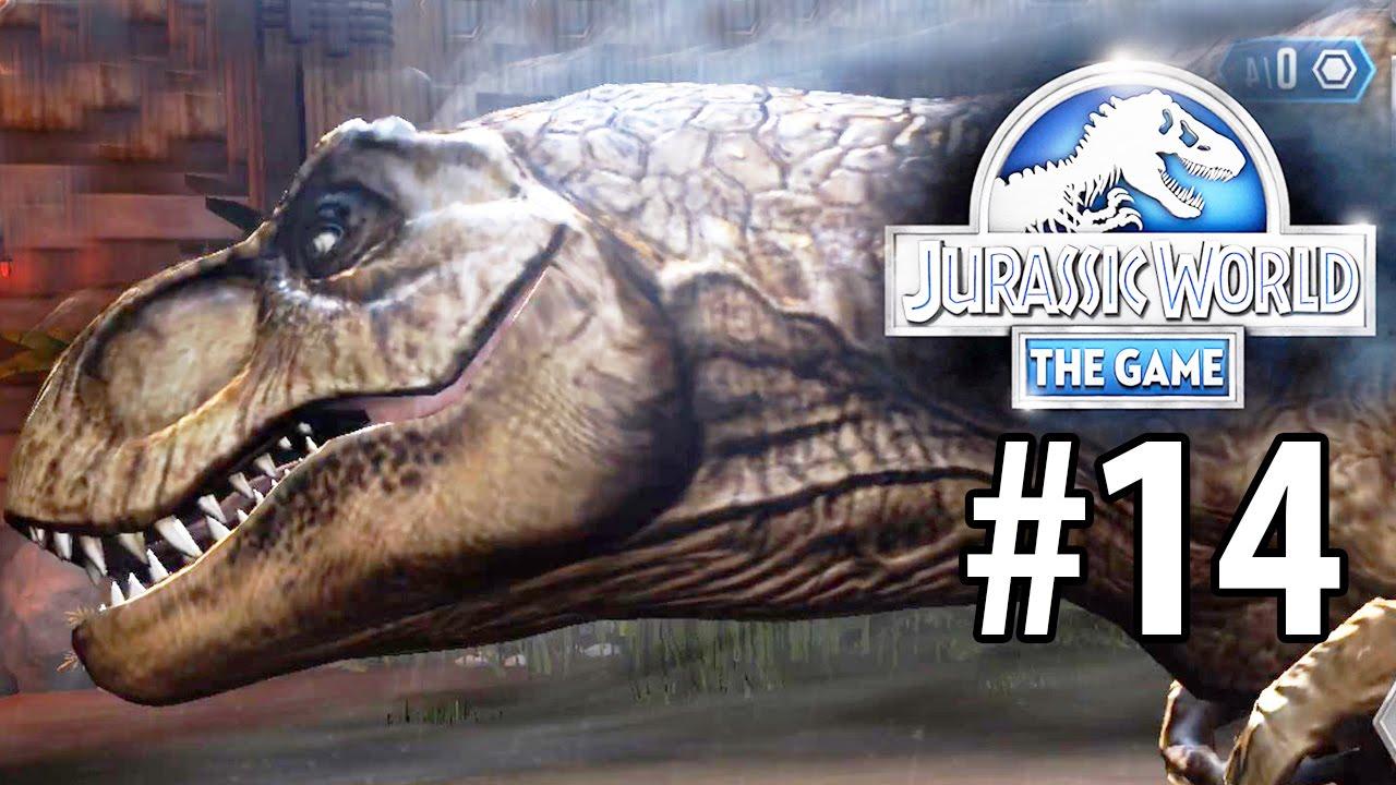 LEGO Jurassic World (iOS/Android) - Walkthrough Gameplay ...