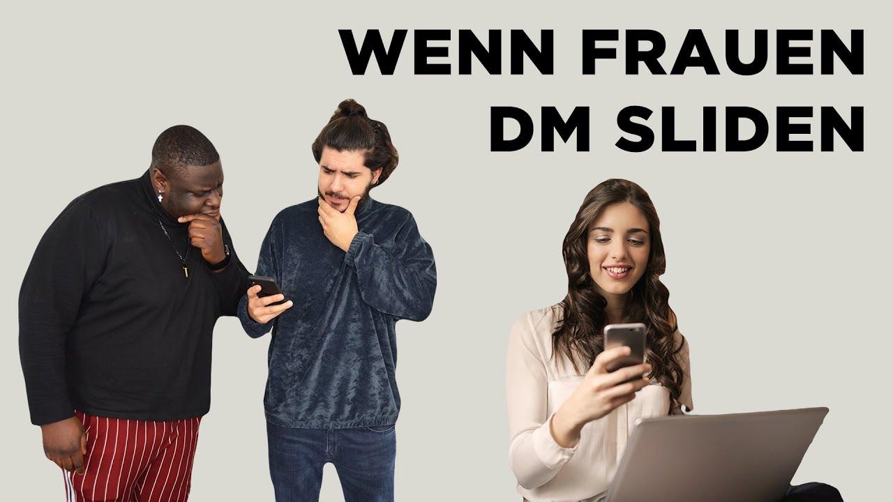 Warum Männer es Lieben wenn Frauen in deren DM sliden