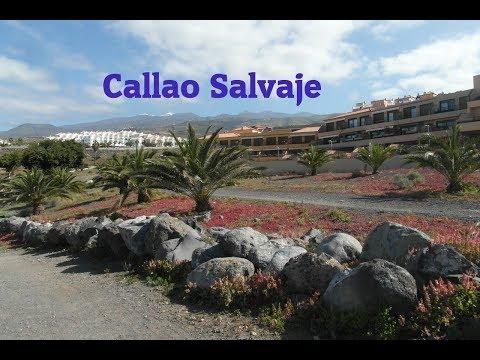 Callao Salvaje, Costa Adeje - Tenerife