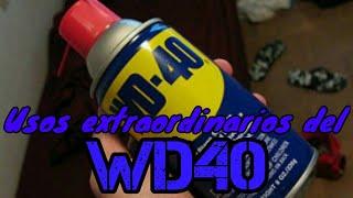 5 usos extraordinarios del WD-40