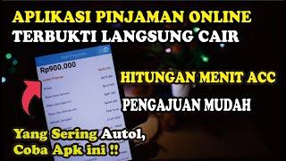 Aplikasi Pinjaman Online Langsung Cair Terbaru 2020 !! 5 Menit Acc Dan Masuk Rekening