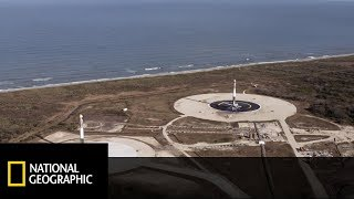 Przełomowa chwila dla ludzkości! Bezbłędny start rakiety Falcon Heavy! [SpaceX bez tajemnic]