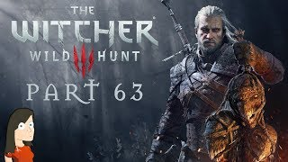 The Witcher 3: Wild Hunt | Blind PC Let's Play | Part 63 - Ciri