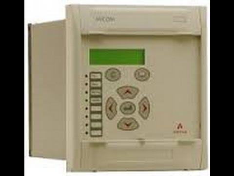 p127 directional over current micom p127 youtube rh youtube com micom p122 relay manual schneider Micom Relay Serial Number