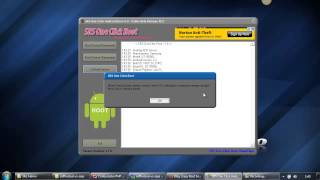 SRS 1-click Easy Android Rooting - Samsung Galaxy Europe I5500L