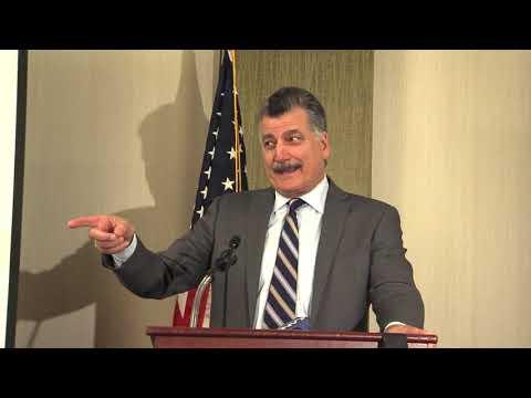 Keith Hernandez Introduction Speech