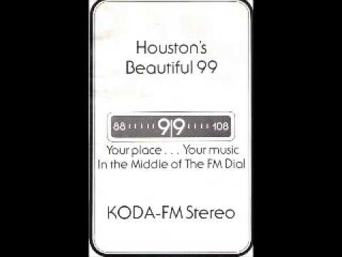 KODA 99 FM Radio Houston (1964)