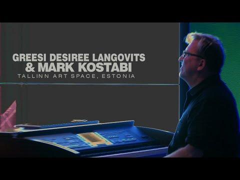 Hidden Canyon -  Greesi Desiree Langovits and Mark Kostabi