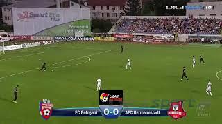 REZUMAT  FC Botosani 2-0 FC Sibiu