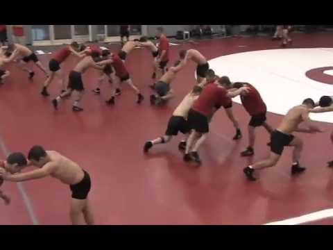 Rob Koll Cornell Univ Conditioning Drills