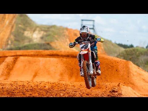 Racer X Films: Blake Baggett riding at El Chupacabra Ranch RAW