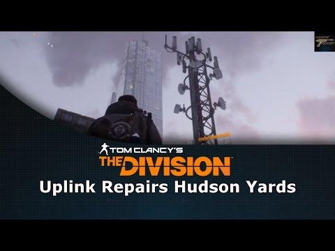 Tom Clancy's The Division Uplink Repair Hudson Yards