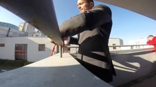 Лестница навесная спасательная пожарная самоспас.(, 2014-10-09T05:26:07.000Z)