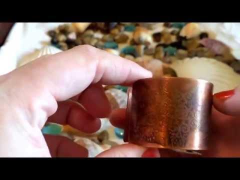 Metal cuff bracelet update