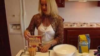 Betty's Homemade Graham Cracker Pie Crust