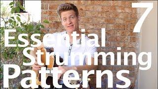 7 essential strum patterns on guitar