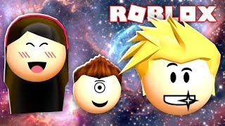 ROBLOX GALACTIC GOLF OBBY w/ Dollastic Plays - Gamer Chad!