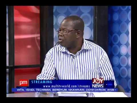 TAX REGIME - PM EPRESS ON JOYNEWS (12-3-14)