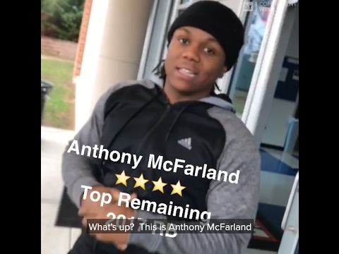 Alabama, Maryland Or Miami? 4-Star RB Anthony McFarland Commits On B/R Snapchat