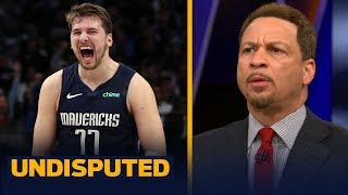 'Luka, in so many ways, is comparable to Larry Bird' — Chris Broussard   NBA   UNDISPUTED