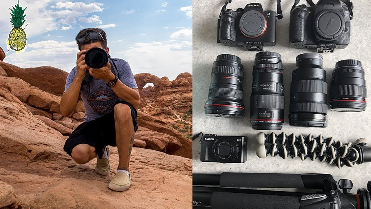 What Do We Use To Shoot, Edit & Style Our Content?