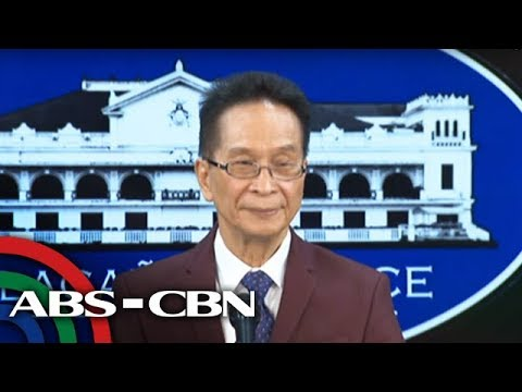 Palace holds press briefing | 20 August 2019