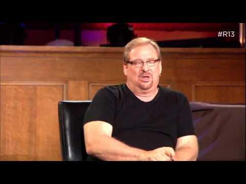 Rick Warren Sermons 2016, R13 Day 2 Rick Warren